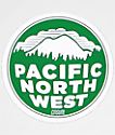 Casual Industrees PNW Sticker