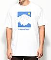 Casual Industrees SEA Rainier White T-Shirt