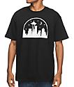 Casual Industrees Seattle Nights camiseta negra