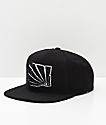 Casual Industrees WA Brah Black Snapback Hat