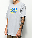 Casual Industrees WA Brah camiseta gris