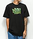 Casual Industrees Washington Brah Black T-Shirt