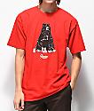 Casual Industrees x Rainier Bear Red T-Shirt