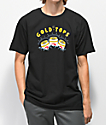 Casual Industrees x Rainier Gold Top Black T-Shirt