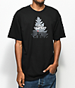 Casual Industrees x Rainier Johnny Tree Black T-Shirt