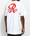 Casual Industrees x Rainier R For Life White T-Shirt
