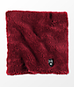 Celtek 5505 Bordeaux Sherpa Neck Warmer