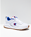 Champion 93 Eighteen Classic zapatos blancos