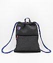 Champion Attribute Dark Grey Gym Cinch Bag
