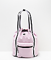 Champion Free-Form Pink Tote Backpack