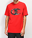 Champion Heritage Camo C Red T-Shirt