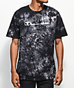 Champion Heritage Dye Washed Black T-Shirt