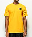 Champion Heritage Patriotic C camiseta dorada