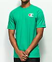 Champion Heritage Patriotic C camiseta verde