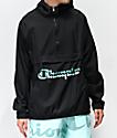 Champion Manorak chaqueta anorak negra