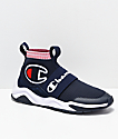 Champion Men's Rally Pro Navy & White Shoes