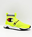 Champion Men's Rally Pro Neon Yellow Shoes