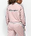 Champion Pink Track Jacket
