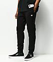 Champion Reverse Weave Black Joggers Pants