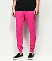 Champion Reverse Weave pantalones jogger en rosa