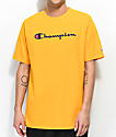 Champion Script Gold T-Shirt