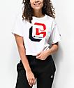 Champion Shadow C camiseta corta blanca
