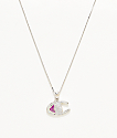 Champion Silver Heritage Pendant Women's Necklace