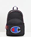 Champion Supercize Black Heather Mini Backpack