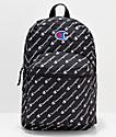 Champion Supercize Black Mini Backpack
