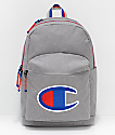 Champion Supercize Grey Backpack