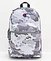 Champion Supercize Grey Camo Backpack