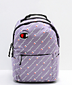 Champion Supercize Smoked Lilac Mini Backpack