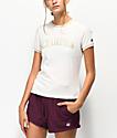 Champion Tiny White Crop T-Shirt