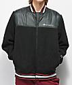Champion chaqueta de sherpa negra