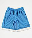 Champion shorts de baloncesto en azul y blanco