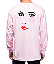 Chocolate Dreamers Pink Long Sleeve T-Shirt