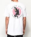 Chomp Death Roll camiseta blanca