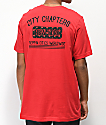 City Chapters New York Rose Red T-Shirt