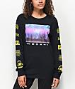 Civil Acid Reign Black Long Sleeve T-Shirt
