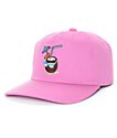 Coal The Oasis Pink Snapback Hat
