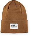 Coal Uniform Light Brown Beanie