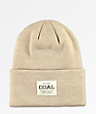 Coal Uniform Stone Beanie
