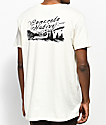Concrete Native Pine Natural T-Shirt