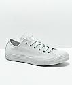 Converse CTAS Ox Mono zapatos de skate de ante gris