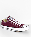 Converse Chuck Taylor All Star Dark Sangria Shoes