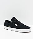 Converse Louie Lopez Pro Black & White Skate Shoes