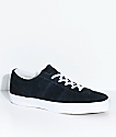 Converse One Star CC Pro Black & White Skate Shoes