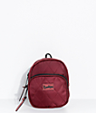 Cookies 1680 V2 Quilted Burgundy Mini Smell Proof Pack
