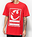Cookies Alumni Hall Logo Red T-Shirt