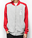 Cookies Alumni Hall White French Terry Jacket